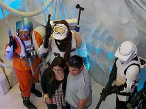 Star Wars Photo Ops