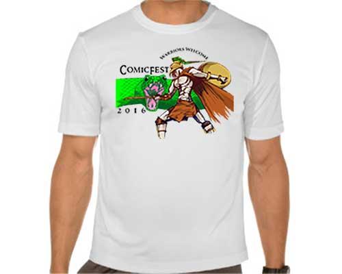 ComicFest T-Shirt