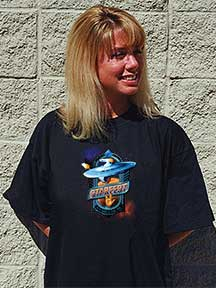 T-Shirt-Model