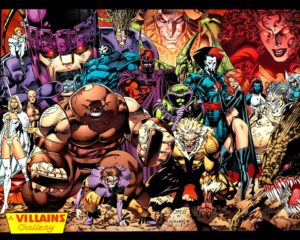 Attack of the Villains!
