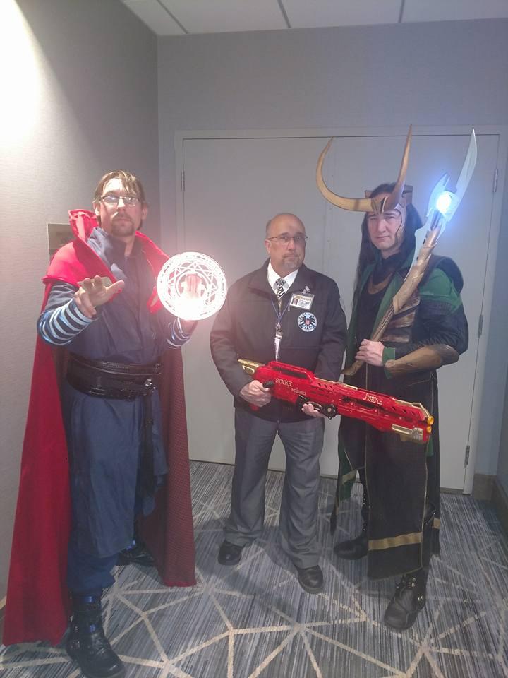 ComicFest – StarFest Denver